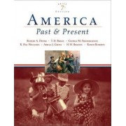America Past and Present: Brief Edition, Single Volume Edition by Robert A. Divine