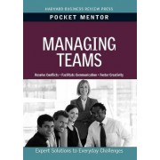Managing Teams by Harvard Business Review Press