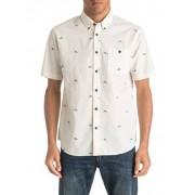 Quiksilver Рубашка с коротким рукавом Post Surf