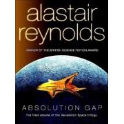 Absolution Gap by Alastair Reynolds