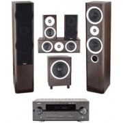 Sistem Home-Theater Akai 5.1 AS008RA-6100/SS013A-260