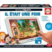 Educa - 15878 - Jeu Educatif - Educa Touch - Junior Il Était Une Fois