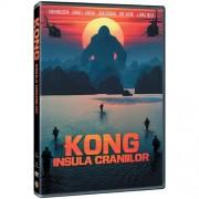 Kong:Skull Island:Tom Hiddleston,Samuel L.Jackson,John Goodman,Brie Larson,John C.Reilly - Kong:Insula craniilor (DVD)