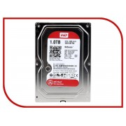 Жесткий диск 1Tb - Western Digital WD10EFRX Caviar Red
