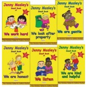 Jenny Mosley's Small Books of Golden Rules in Action by Jenny Mosley