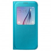 Samsung Galaxy S6 S-View Flip Case EF-CG920PL - Blue
