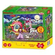 Bayer design Puzzle Fairy Tale Castle (35 Pezzi)
