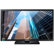 "Monitor TN LED Samsung 24"" LS24E45UFS/EN, FULL HD (1920 x 1080), VGA, DVI, HDMI, 5 ms, Pivot (Negru)"