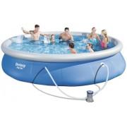 Bazén Bestway samostavěcí 457 x 84 cm s filtrací