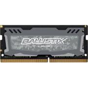 Ballistix Sport LT Memoria da 4 GB, Single, DDR4, 2400 MT/s (PC4-19200), SODIMM 260-Pin - BLS4G4S240FSD