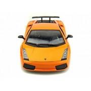 Lamborghini Gallardo Superleggera, Orange - Maisto 31149 - 1/18 Scale Diecast Model Toy Car