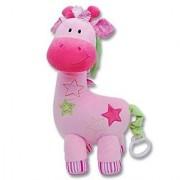 Pink Musical Giraffe Plush (Playing Twinkle Twinkle Little Star)