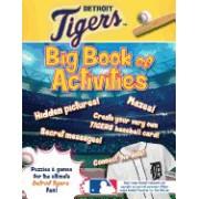 Detroit Tigers: The Big Book of Activities