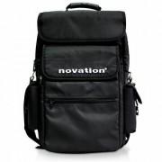 Novation 25 Backpack-Style Soft Carry Case for 25-Key MIDI Controller Keyboards Black