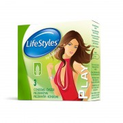 LifeStyles Play 3 db óvszer