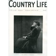 Country Life Illustrated, Vol. Xxi, N° 532, March 1907 (Contents: Our Portrait Illustration: The Duchess Of Sutherland. The Purity Of Cider. Country Notes. Shooting Markhor In Cashmere. ...
