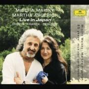 Chopin/ Franck/ Debussy - Live In Japan (0028947134626) (1 CD)