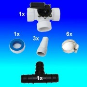Bypass Montage Set für Filterpumpen / Sandfilteranlagen 60045