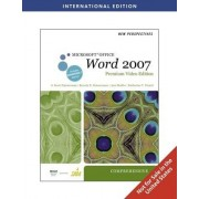 New Perspectives on Microsoft Office Word 2007 Comprehensive by Ann Shaffer
