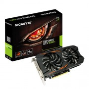 GeForce® GTX 1050 Ti Windforce OC 128bit 4GB DDR5 Gigabyte GV-N105TWF2OC-4GD grafička karta