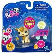 Littlest Pet Shop 2010 Assortment 'A' Series 2 Collectible Figure Goat Special Edition Pet!