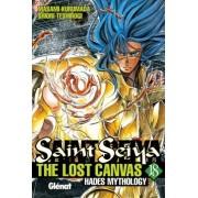Saint Seiya Lost Canvas Hades 18 by Masami Kurumada