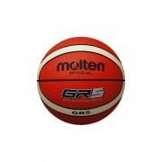 【SALE 10%OFF】モルテン molten バスケットボール GR5 BGR5-OI 14 (オレンジ×アイボリー)
