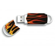 Memorie flash Integral USB Xpression 8GB, HOT-ROD