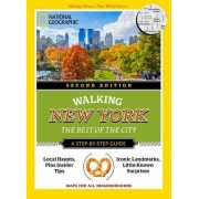 National Geographic Walking New York, 2nd Edition by Katherine Cancila