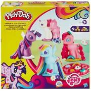 Hasbro Play-Doh Cutie Mark Creators Featuring My Little Pony - modeling dough (Cualquier género)