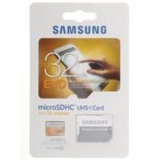 Samsung Micro SD Card 32GB Evo + Class 10 48MB/S ink