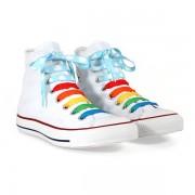 Cordones para zapatillas Arcoíris
