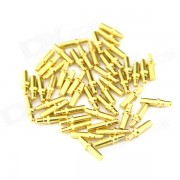 3.5 x 12.5mm actuelle aiguille à tricoter Set adaptateur (50 PCS)