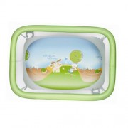 Ogradica za bebe Plebani Carino Verde