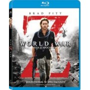 WORLD WAR Z BluRay 2012