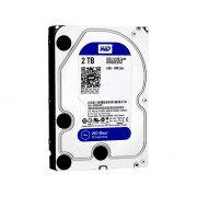 "WD Blue interne 3,5""-Festplatte WD20EZRZ, 2 TB, SATA III"