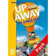 Up and Away in English Homework Books: Pack 4 by Terence G. Crowther