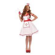 Leg Avenue Nikki kostim medicinske sestre LEGAV06107