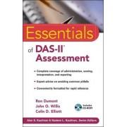 Essentials of DAS-II Assessment by Ron Dumont