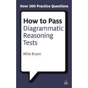 How to Pass Diagrammatic Reasoning Tests by Mike Bryon