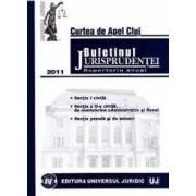 Buletinul Jurisprudentei - Sectia I Civila Sectia II Civila Sectia Penala - Curtea De Apel Cluj