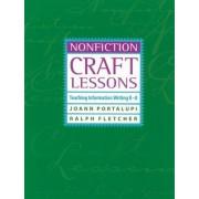 Nonfiction Craft Lessons by JoAnn Portalupi