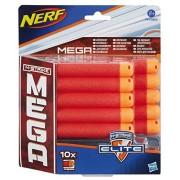 Nerf refill 10 dardi mega - Juguetes creativos HASBRO