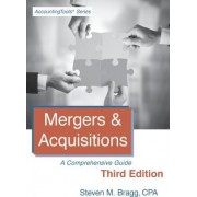 Mergers & Acquisitions by Steven M Bragg