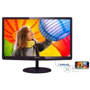 "Monitor Philips 247E6QDAD/00 23,6"" LED, negru"