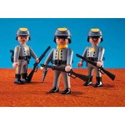 Playmobil Rebel Soldiers, Set Of 3 with Accessories