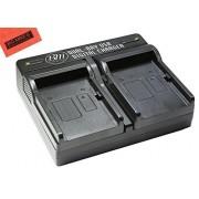 BM Premium EN-EL23 Dual Battery Charger for Nikon Coolpix B700 P900 P600 P610 S810c Digital Camera