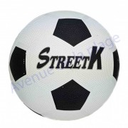 Mini ballon de football en plastique Street K