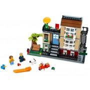 LEGO Casa de pe strada Parcului (31065)
