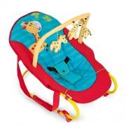 Hauck Bungee Deluxe - Mecedora para bebés con arco de juego, diseño Jungle fun